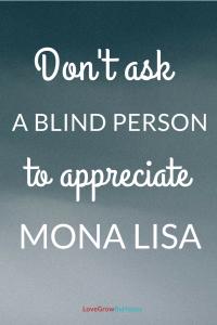 Narcissistic mother/Mona Lisa