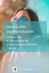 Depersonalisation
