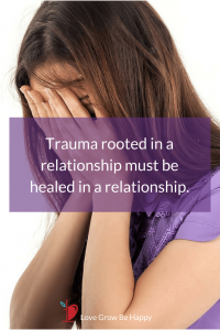 Healing complex trauma