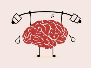 Heard working brain