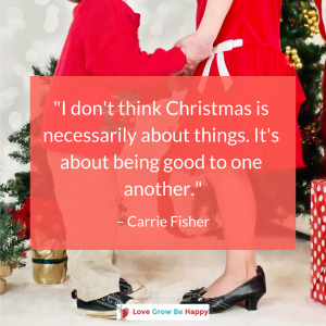 Christmas quotes copy