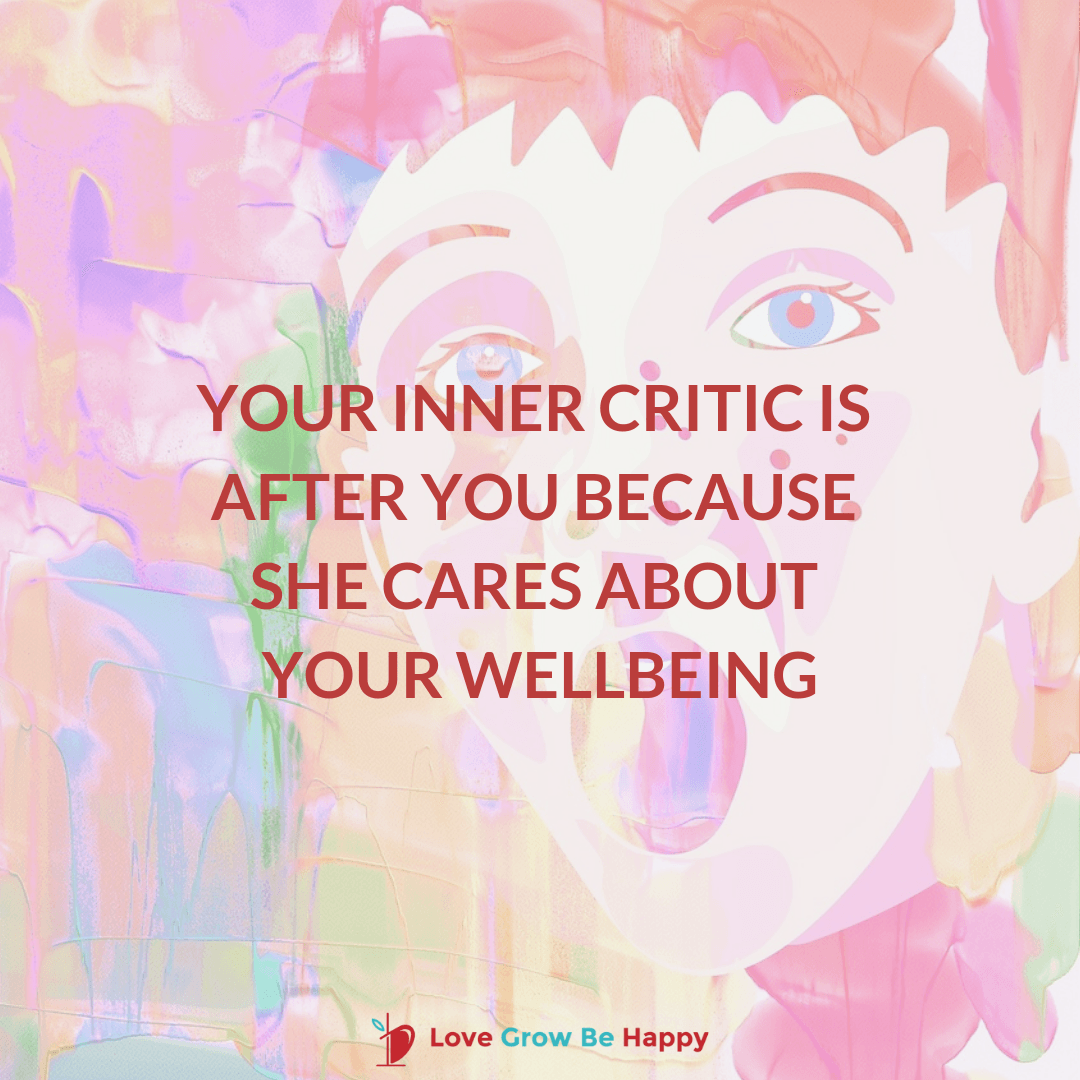 Your inner critic cares