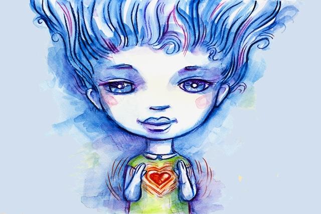 Gratitude after childhood trauma